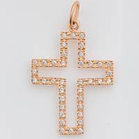 Золотой крестик. ПП437