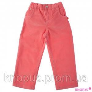Брюки для девочки  розовые «Оранжевый верблюд», размер 104