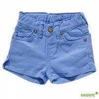 Шорты для девочки  летние (голубые), Girandola, размеры 92, 104