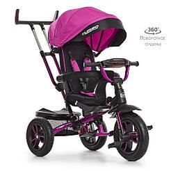 Велосипед M 4058-8 Фиолетовый TURBOTRIKE