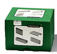 Скоба оцинкованная под пневмостеплер Prebena А-16