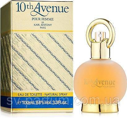 Туалетная вода женская 10 Avenue pour Femme 100ml