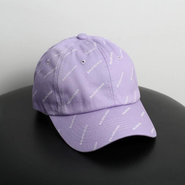 """Кепка в стиле Balenciaga """"Violet"""""""