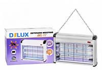 Ловушка для насекомых DELUX AKL-17 2х8Вт