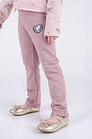 Практичные , удобные , штаны для девочки.Размер 110-128.