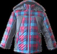 Куртка для мальчика на синтепонею 110, 116, 122, 128, 134