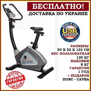 Велотренажер магнитный EcoFit E 607