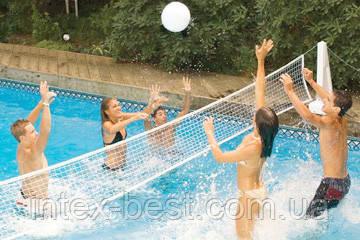 Волейбольный набор для бассейнов (арт. 18951 W), фото 2