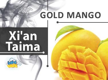 Ароматизатор xi'an Taima Gold Mango (Золотий Манго)