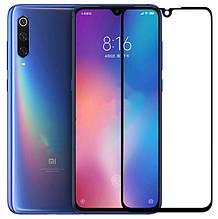 Защитное цветное 3D 9H стекло Mocolo (full glue) для Xiaomi Mi 9