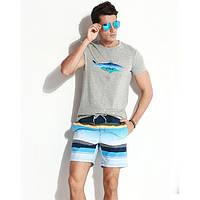 Мужские шорты бриджи Qike - №4740