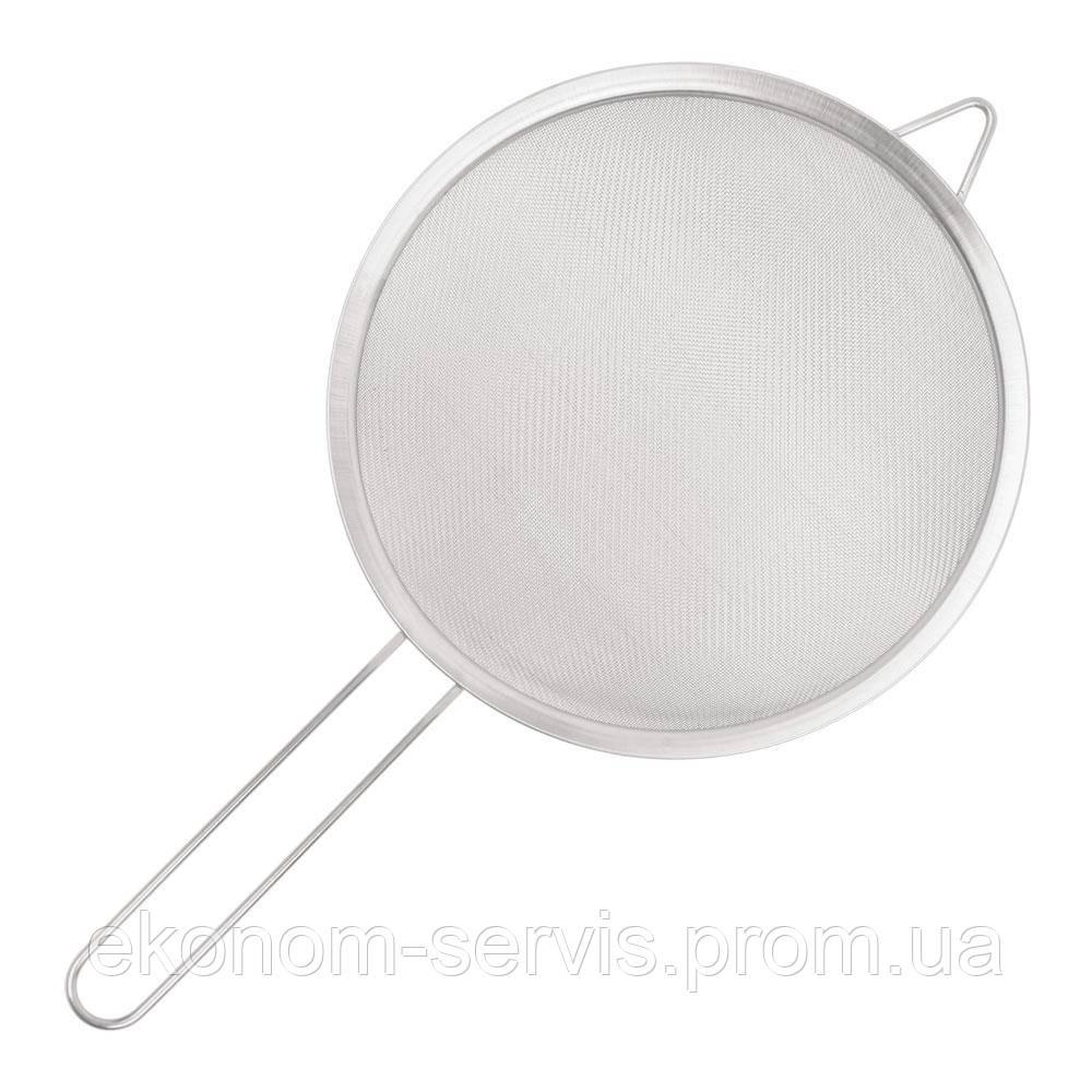 Сито з нержавіючої сталі (діаметр 24см)