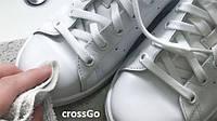 Как отбелить подошву кроссовок?