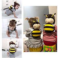 Защитная игрушка при падении для младенца пчелки на выбор