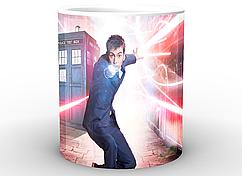Кружка  GeekLandDoctor Who Доктор Кто постер DW.02.024