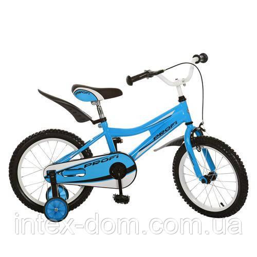 Велосипед PROFI детский 16д. 16BA494-2