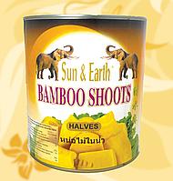 Пагони бамбука,  цілі,  Sun&Earth, 2950 г, Китай, АФ