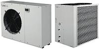 Чиллер воздушного охлаждения EMICON RAE 71 MKc со спиральными компрессорами и центробежными вентиляторами