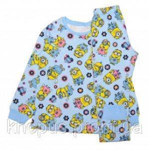 "Пижама  ""Миньоны"", SUNNY, размеры 92-128"