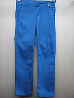 Цветные джинсы для мальчика(Турция)(128) 128 Голубой