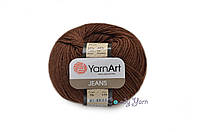 YarnArt Jeans, Шоколад №70