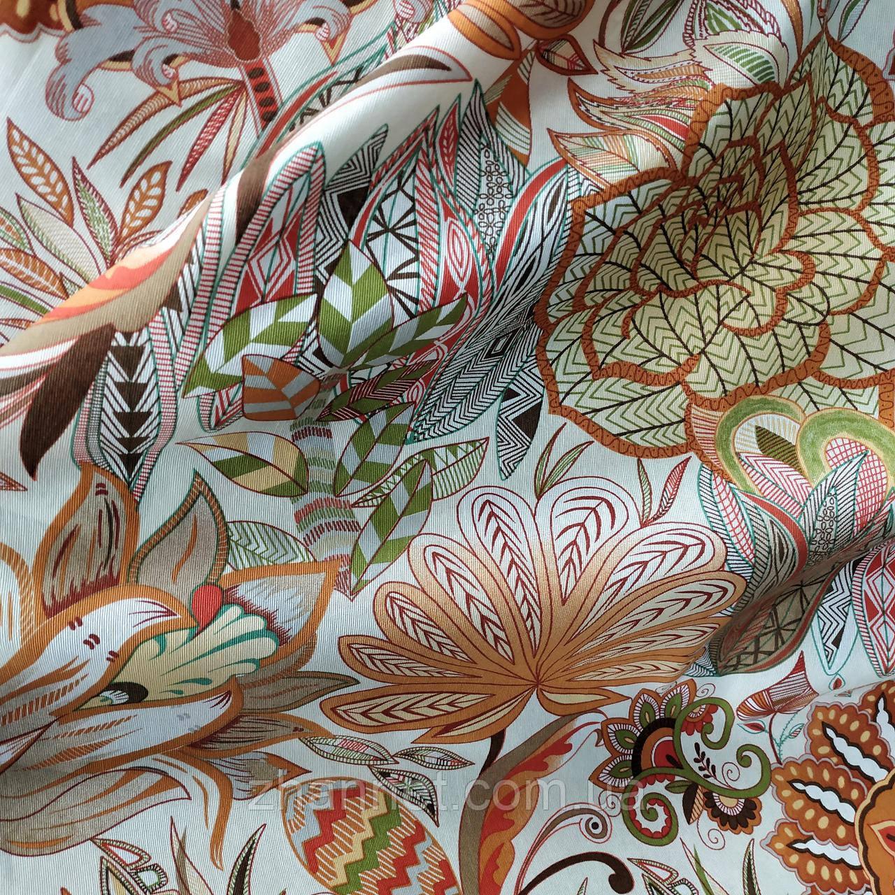 Ткань для штор Paola мандарин 280 см (387851)
