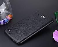 Чехол для Lenovo S920 - Melkco Snap leather cover, кожаный, разные цвета