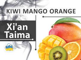 Ароматизатор Xi'an Taima Kiwi Mango Orange (Киви манго апельсин)