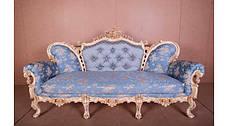 Комплект мебели Элия, мягкая мебель, мебель в ткани, тканевая мебель, комплект мебели, фото 3