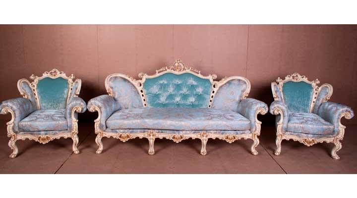 Комплект мебели Элия, мягкая мебель, мебель в ткани, тканевая мебель, комплект мебели