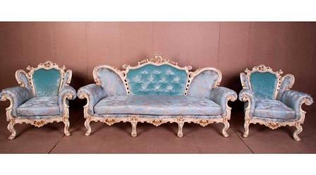 Комплект мебели Элия, мягкая мебель, мебель в ткани, тканевая мебель, комплект мебели, фото 2