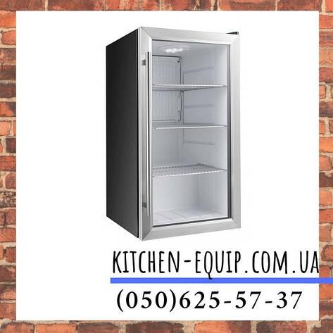 Холодильный шкаф витринного типа BC-88 Gastrorag (КНР), фото 2