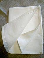 Льняное полотенце кухонное 50х70 плотность 170г/м2, фото 1