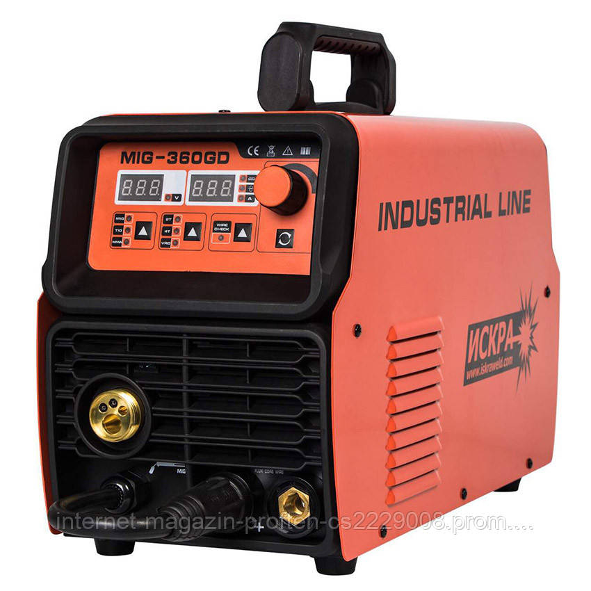 Искра Industrial Line MIG-360GD