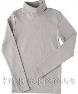 Детский гольф светло-серый, Smil , размер 116