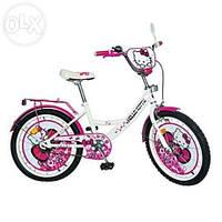 Велосипед детский 16д. HK 0075