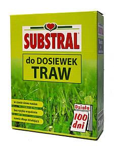 Добриво 100 днів для посіву газону Substral Scotts 1кг