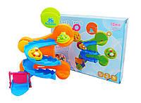 Игрушка для ванной Acor Водная горка Разноцветная (1030-04)