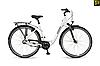 """Велосипед WINORA Holiday N7 Wave 28"""" Nexus 2019 белый"""