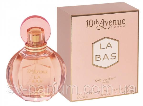 Парфюмированная вода женская 10th Avenue La Bas 100ml
