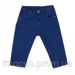 Джинсы для мальчика темно-синие, Girandola, размеры 98, 104