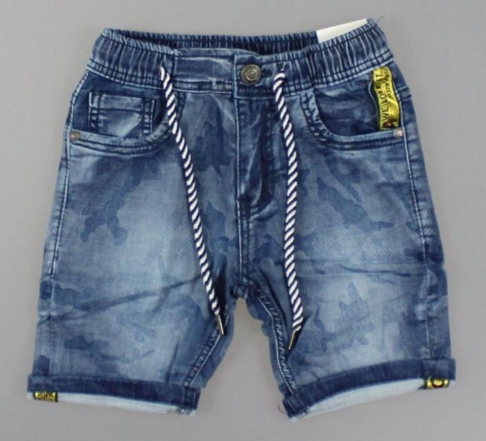 {есть:4 года} Джинсовые шорты для мальчиков S&D,   [4 года]