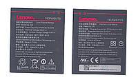 Батарея (аккумулятор) для Lenovo BL259  оригинальная. Купить в Украине. В наличии 2750, 10,5 W, 3,8.