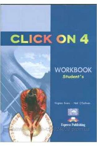 CLICK ON 4 WORKBOOK S'S ISBN: 9781843257837, фото 2