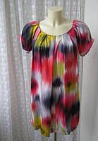Туника женская нарядная летняя бренд Dorothy Perkins р.46-50 2096а