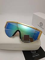 Женские солнцезащитные очки Versace tribute 2197 цвет голубой