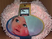 Детская махровая пряжа Filati Baby (100% микрополиэстер 50г/75м) Персиковый