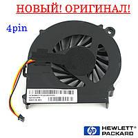 Оригинальный вентилятор кулер FAN для ноутбука HP G4, G4-1000 series (4pin) - 646578-001