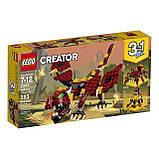 Конструктор LEGO Creator Міфічні істоти 223 деталі, фото 2