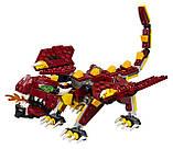 Конструктор LEGO Creator Міфічні істоти 223 деталі, фото 4
